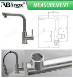 Stainless Steel Kitchen Tap (AB137)