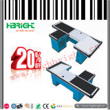 Retail Cash Counter with Conveyor Belt