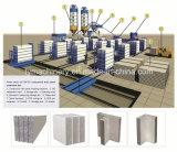 Tianyi Vertical Molding Machine EPS Cement Sandwich Panel Line
