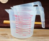 Plastic Measure Cup for Medical/Baking/Kitchen with Handle