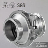 Stainless Steel Sanitary Tri Clamp Check Valve