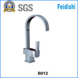 New Design Brass Kitchen Faucet Chrome Plated (B012)