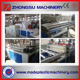 High Output PVC Wave Sheet Extrusion Line