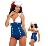 Popular Style Fascinating Sexy Sailor Costume (CT0286)
