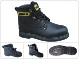 Custom Made Goodyear MID-Upper Style Safety Boots Ce Standard