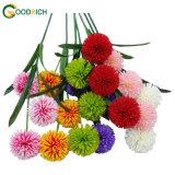 3heads Ball Chrysanthemum Fake Flower