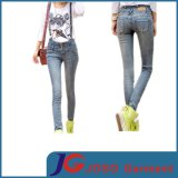 New Style Girl Suspender Jeans Fit Jeans (JC1212)