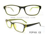 Fashion Design Acetate Eyewear Optical Glasses