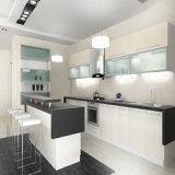ISO Hangzhou Welbom White Maple European Kitchen Furniture