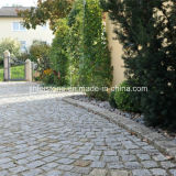 Grey Color Granite Pavement Stone for Driveway or Plaza Project