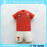 Custom Jersey Football T-Shirt USB Flash Drive (ZYF1016)