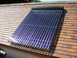 Rooftop High Pressure 70mm Solar Collector System