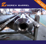 Screw Barrel for Extruder Machine PE Film Extrusion Screw Barrel