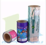 Ht-0624 Flexible Packaging Film Sheet Customized Plastic Laminating Film Roll