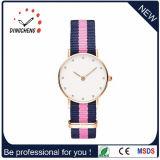 2016 Watch Nylon Strap Stainless Steel Watch (DC-684)