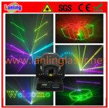 DMX Moving Head Animation Ilda Laser Show Lighting