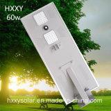 60W IP65 High Brightness Solar Light Solar Street Light