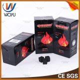 Coco Brico Coconut Palm Coconut Shell Carbon Hookah Charcoal