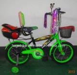 "with Front Basket and Rear Tool Box 12""/16""/20"" Children Bike BMX Bicycle (FP-KDB-17051)"