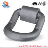 """1"""" Alloy Steel Forged Weld on Bent D Ring"""