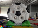Outdoor & Indoor Sport Series Inflatable Football Shooting Gate Game