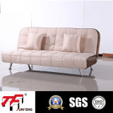 Hot Sale Leather Sofa Bed (RK103)