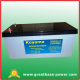 220ah 12V PV System Battery Deep Cycle Gel Battery