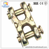 S249 H Type Chain Connector Twin Clevis Link