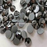 China Factory Wholesale Decorative Shiny Leed Free and Multi Size Cheap Loose Rhinestone Flat Back Hotfix Crystal for Garment