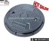 B125 EN124 Round SMC Composite Manhole Cover (JM-MR104B CO450)