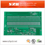 Multilayer PCB with HASL Lead Free Surface Treatment