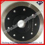 Continuous Rim Wet Cutting Diamond Saw Blades for Stone