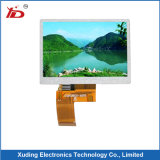 4.3 Inch 480*272 Resolution TFT LCD Screen with Resistive Touch Screen