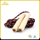 Exercise Wooden Handle Jump Rope