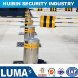 K6 Rated Hydraulic Security Road Bollard for Hotel Entrance Control