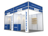 Environment Friendly Aluminum Customized Exhibition Booth / Trade Show Display Booth