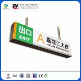 Customized Aluminum Advertising Guiding Light Box