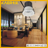 24W Commercial Recessed Ceiling COB LED Down Light