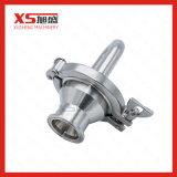 Stainless Steel Sanitary Grade Pressure Safety Valve