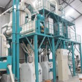 Specially for Africa Market of 50t/D Maize Flour Grits Mill