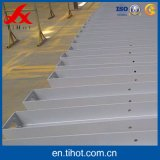 Metal Support with Painting for Railroad Parts in Big Quantity