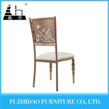General Use and Stainless Steel Metal Type Hotel Dining Chair