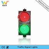 High Quality PC Housing 200mm Epistar LED Traffic Signal Light