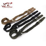 Tactical American Sling 2 Single Point Gun Sling Adjustable Bungee Rifle Gun Sling Strap System Tactical Single Point