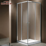 4mm Tempered Glass Shower Room with Two Sliding Panels (K-311)