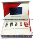 """7"""" LCD Screen Cosmetic Promotion Box with Insert EVA"""