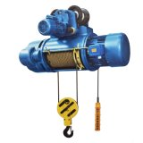 CD1 Lifting Equipment 3 Ton Electric Motor Steel Cable Wire Rope Monorail Lifting Hoist