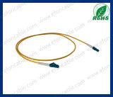 Fiber Optic Jumper Patch Cord LC-LC Single Mold