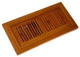 Flush Mount Bamboo Vent