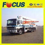 42m, 48m, 52m Truck Mounted Concrete Boom Pump